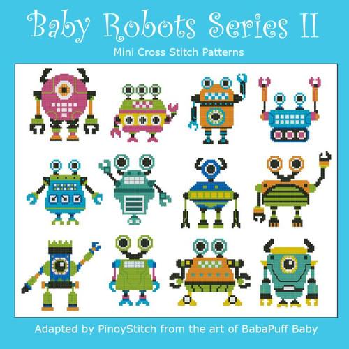 Baby Robots Series II