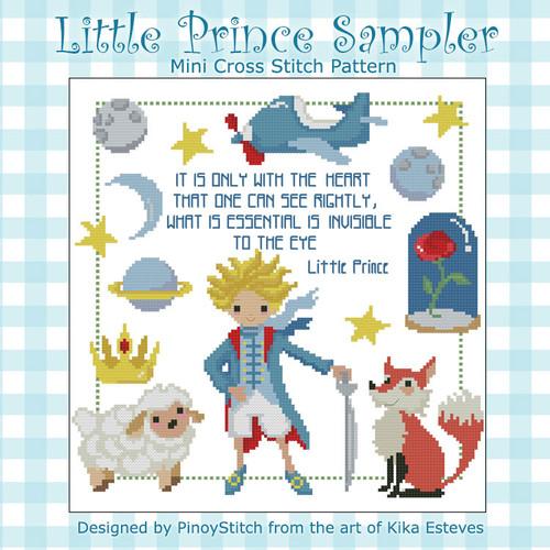 Little Prince Sampler