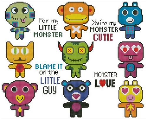 Monster Mash Dolls