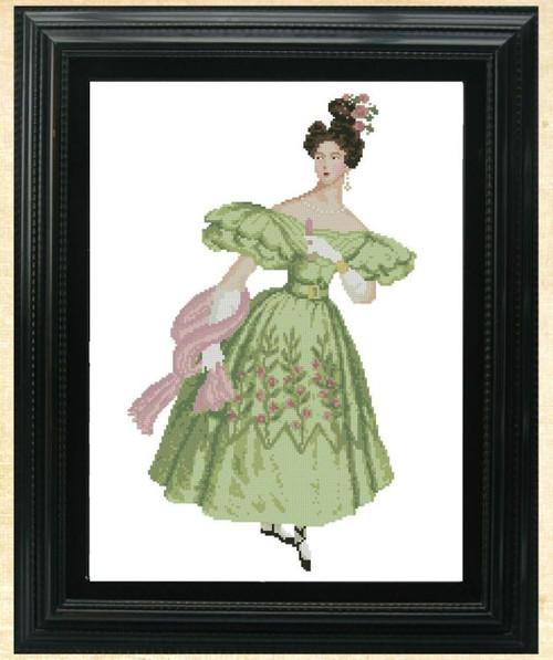Mlle. Nicole Victorian Fashion