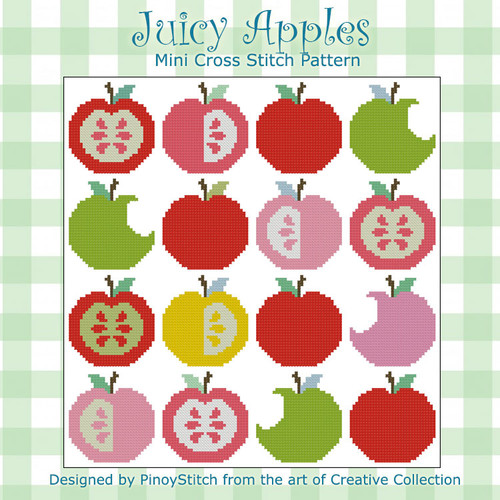Juicy Apples Block