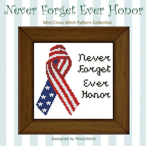 Never Forget Ever Honor