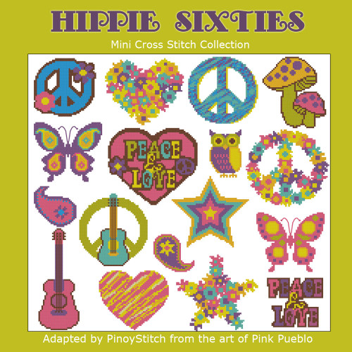Hippie Sixties Mini Collection