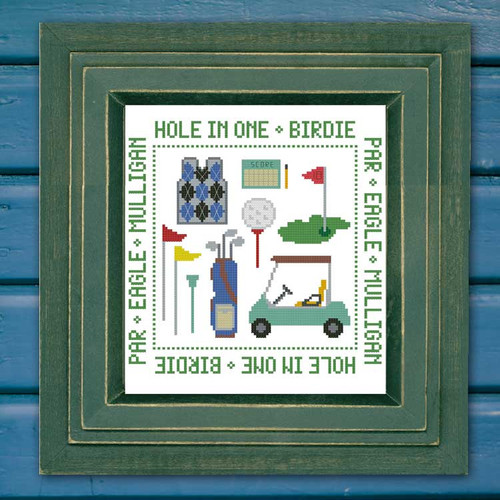 Golf Mini Sampler