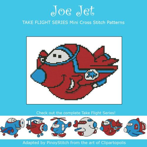 Take Flight: Joe Jet