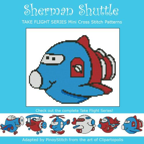 Take Flight: Sherman Shuttle