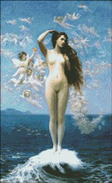 Venus Rising