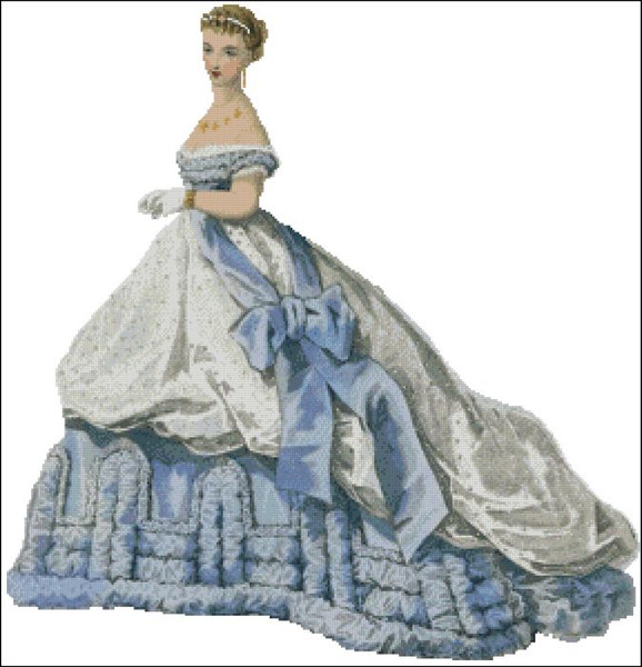 Belle of the Ball Series 1: Virginia