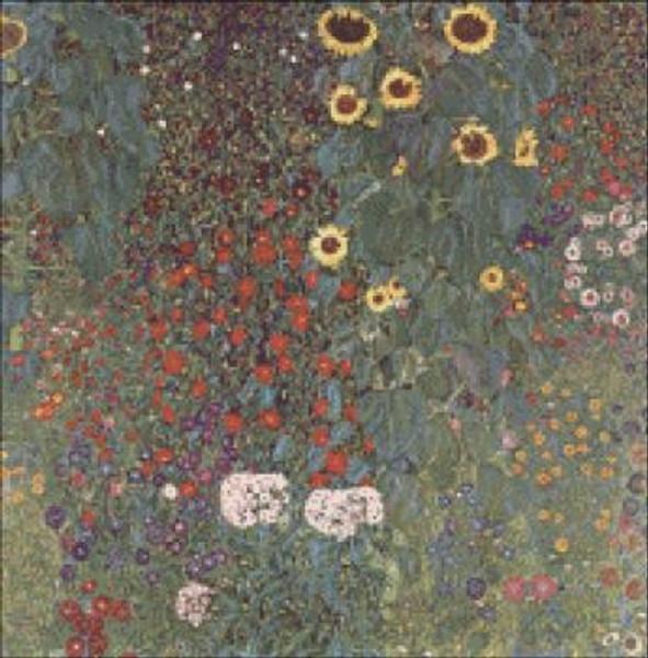 Sunflowers - Gustav Klimt