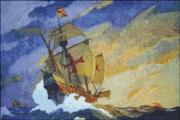 Christopher Columbus Ship