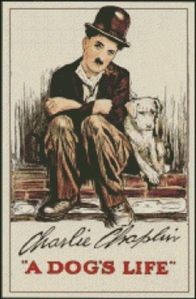 Charlie Chaplin It's A Dog's Life