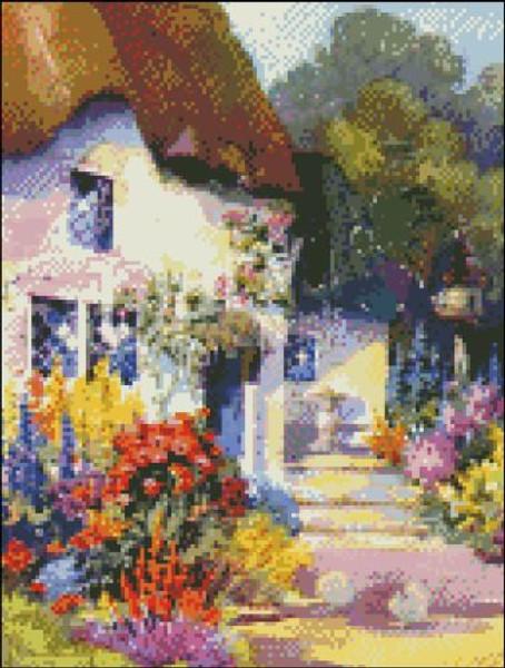 Vintage Cottage 001