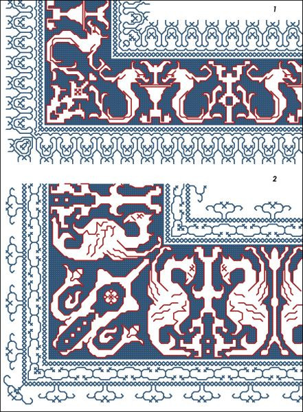 Assisi Embroideries Plate 011