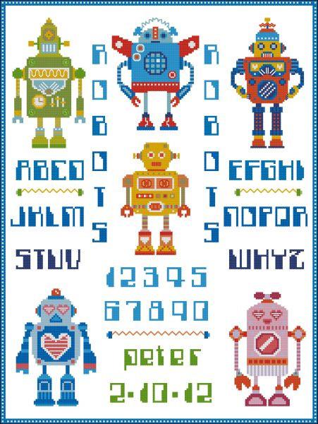 I Robot Sampler