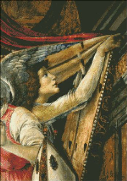Altarpiece of San Barnaba (Detail)