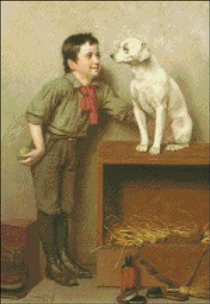 His Favorite Pet