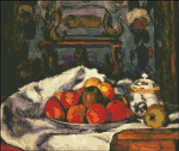 Bowl of Fruits