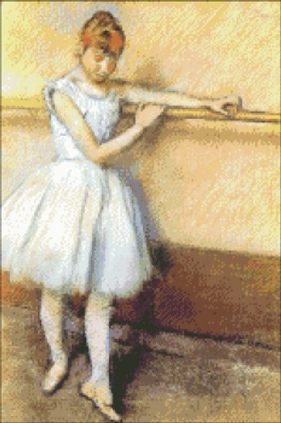 Dancer at the Barre