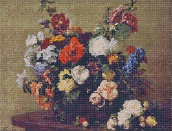Diverse Flowers