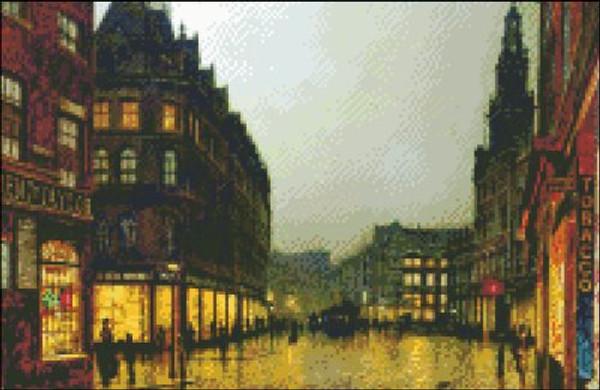 Boar Lane Leeds
