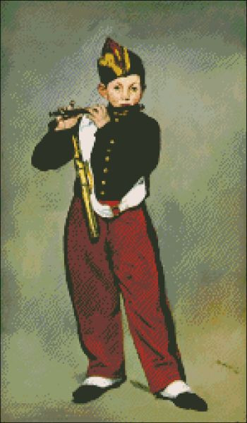 Young Flautist