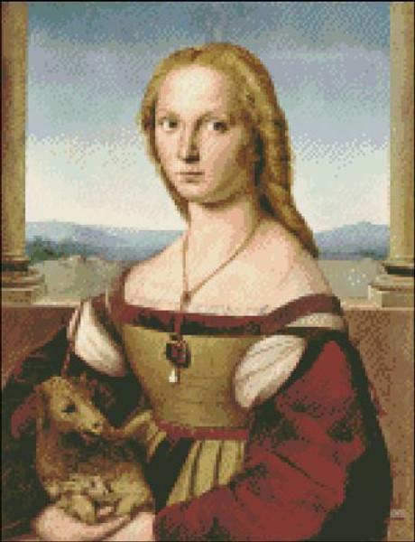 Lady with a Unicorn