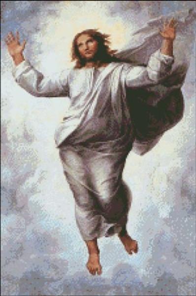 Transfiguration (Detail)