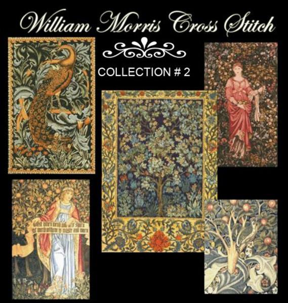 William Morris Cross Stitch Collection #2