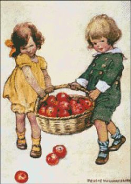 Carrying Apples
