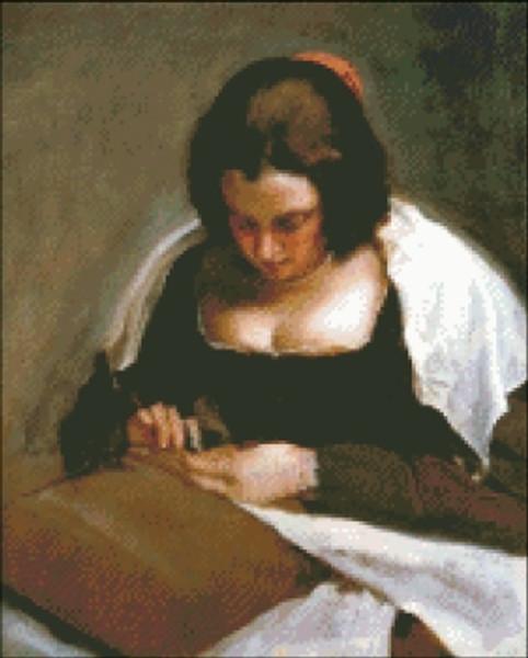 The Needlewoman