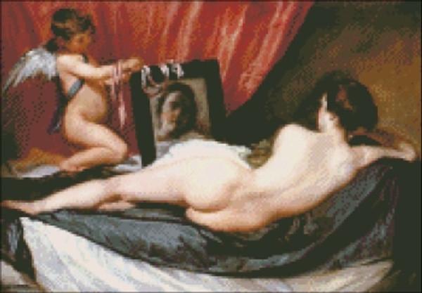 Venus with a Mirror