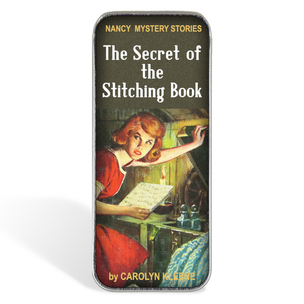 Magnetic Sewing Needle Case Nancy Secret of the Stitching Book