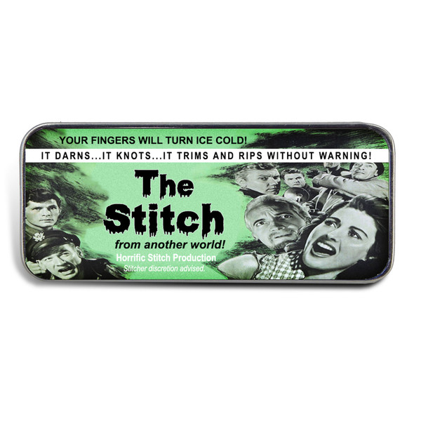 Magnetic Sewing Needle Case B Movie The Stitch Retro Film Poster