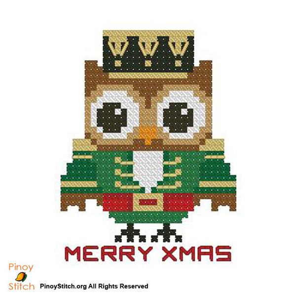 Hootie Nutcracker Christmas