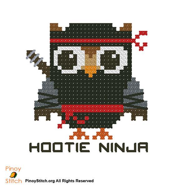 Hootie Ninja