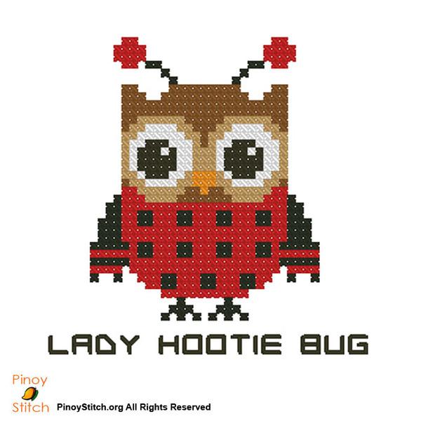 Hootie Lady Bug
