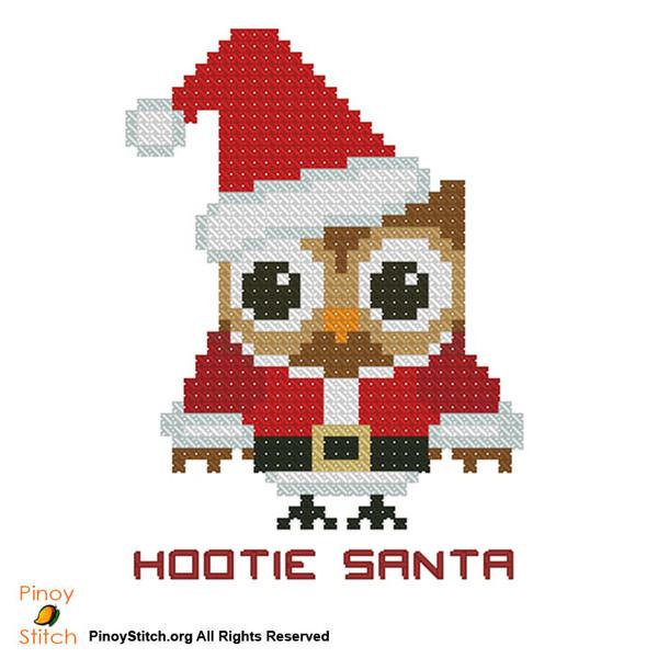 Hootie Santa