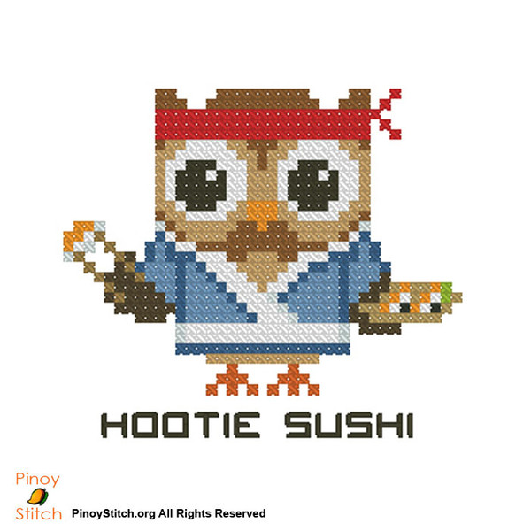 Hootie Sushi Chef