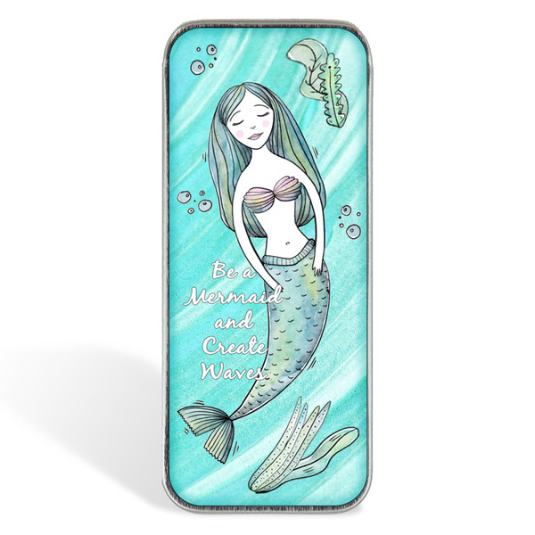 Magnetic Sewing Needle Case Be a Mermaid and Create Waves