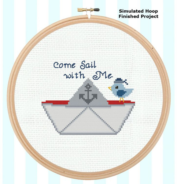 Come Sail with Me