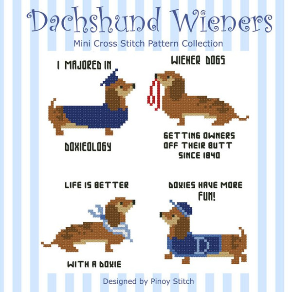 Dachshund Wiener Collection