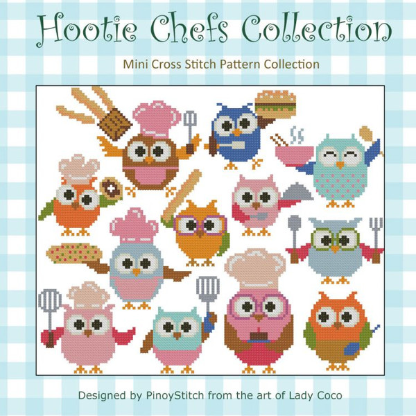 Hootie Chefs Collection