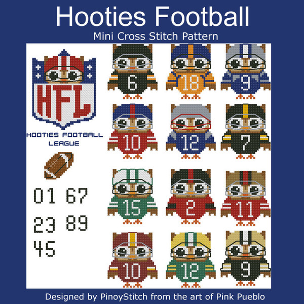 Hooties Football League