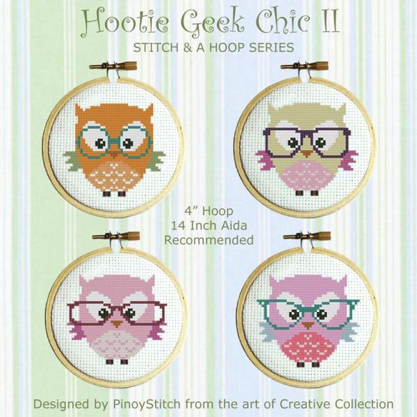 Hooties Geek Chic II