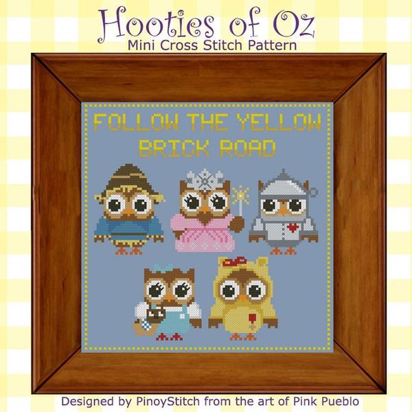 Hooties of Oz