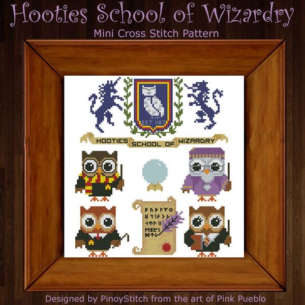 Hooties School of Wizardry
