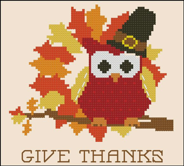 Hooties: Give Thanks