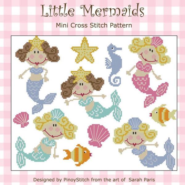 Little Mermaids Minis