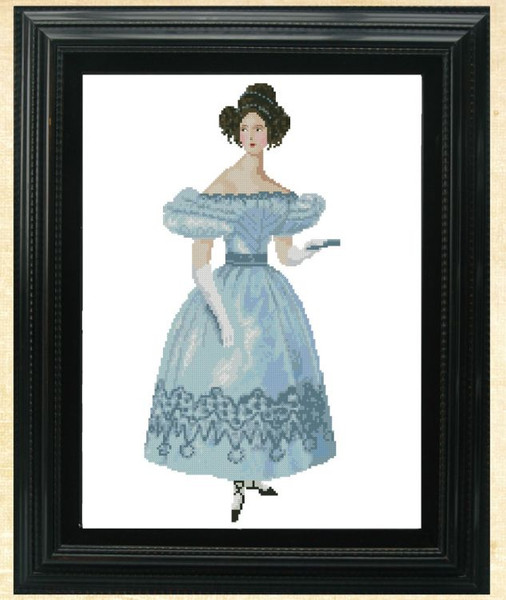 Mlle. Amelie Victorian Fashion