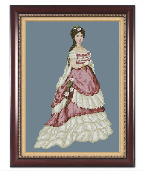 Sarah Ann Victorian Gown